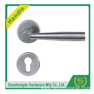 SZD SLH-116SS 304 Stainless Steel Door Hardware Double Handle Door Lock